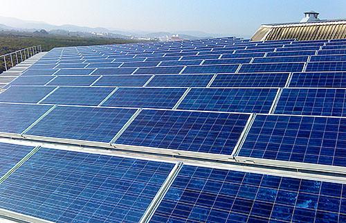ejemplo de autoconsumo con energía solar en industrias