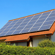 instalación fotovoltaica en hogar