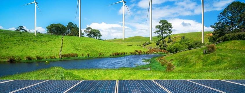 Energía fotovoltaica circular