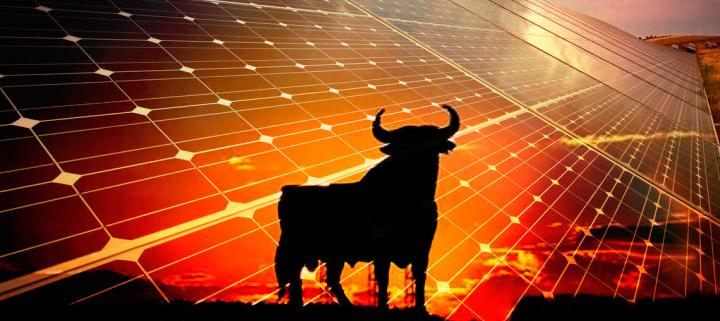fotovoltaica en España